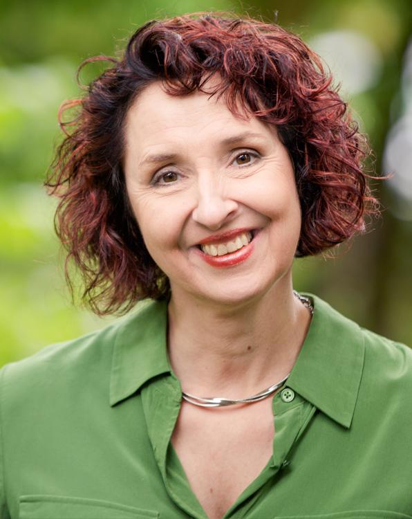 Empowerment-Expertin Dr. Marion Benson